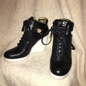 Nine West Sneaker Wedges